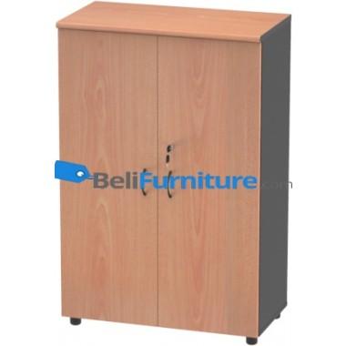 Grand Furniture NB MC 6 (Kabinet Medium Pintu Kayu) -
