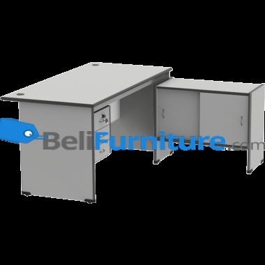 Meja Biro Grand Furniture ND 505 S -