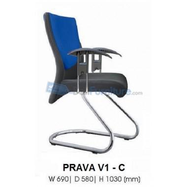 Kursi Visitor Hadap Donati PRAVAV1 C  -