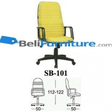 Kursi Manager Subaru SB 101 -