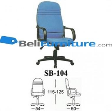 Kursi Manager Subaru SB 104 -