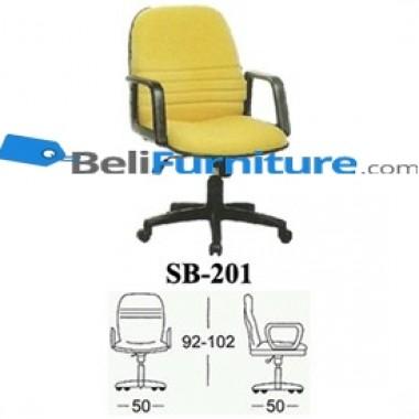 Kursi Direktur Subaru SB 201 -