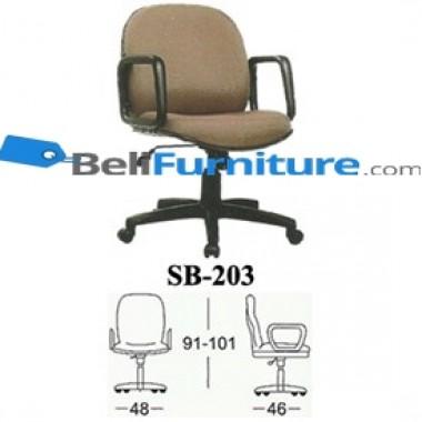 Kursi Direktur Subaru SB 203 -