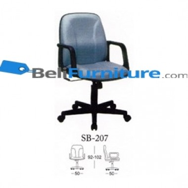 Kursi Direktur Subaru SB 207 -