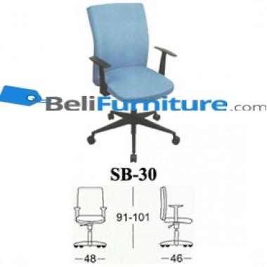 Kursi Direktur Subaru SB 30 -