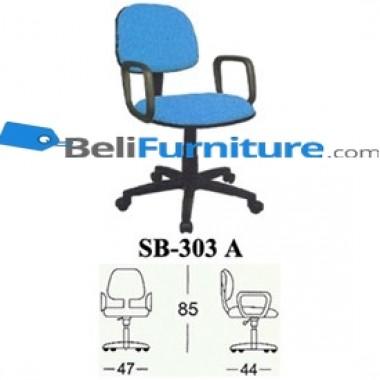 Kursi Sekretaris Subaru SB 303 A -