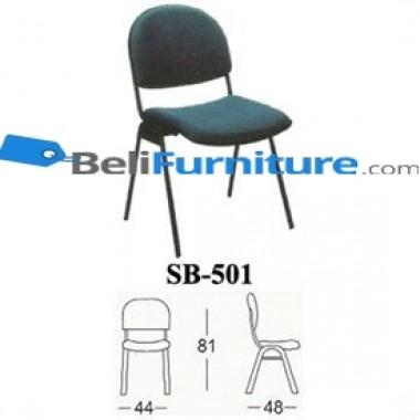 Kursi Staking  Subaru SB 501  -
