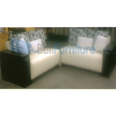 Luxury SOFA SHOOT 2 M 2 SET L -