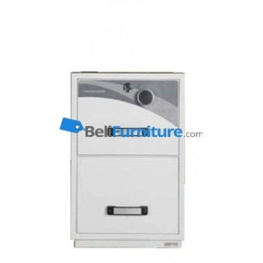 Filing Cabinet Datascrip Fire Resistant Cabinet SFRC-2DC -