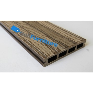 Techwood Decking 150 Brushed & Embossed (150 x 25 x 2200mm) -