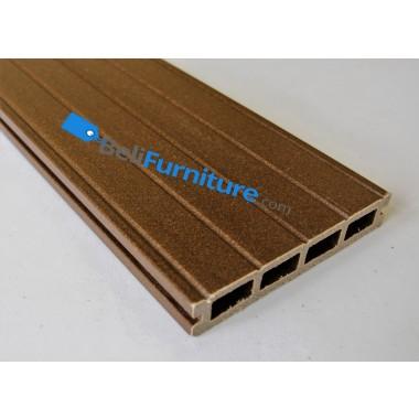 Techwood - Decking 150 Natural Back (150 x 25 x 2200mm) -