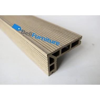 Techwood - Decking L Brushed  -