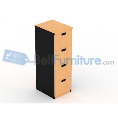 Filing Cabinet Uno Classic Filling  4 laci -