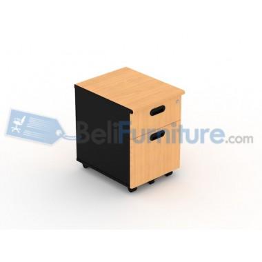 Uno Laci Sorong 2 Drawer UMP1186(grey) / UMP1136(beech) -