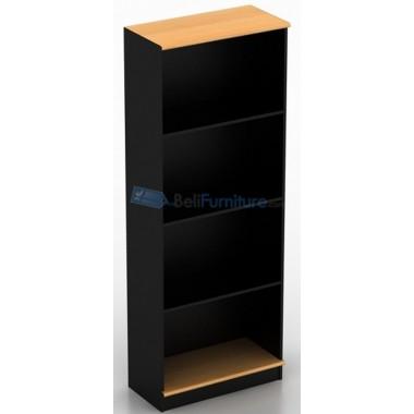 Uno Classic Lemari 4 Rak+Afron Tinggi 200 cm Tanpa pintu -