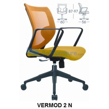 Kursi Staff/Manager Donati Vermod2 N -
