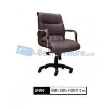 Kursi Staff/Manager Wiz W008 F-TC -