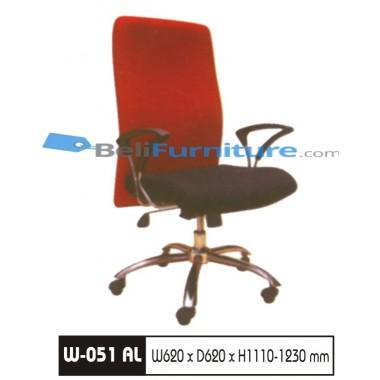 Kursi Staff/Manager Wiz W051 AL F -