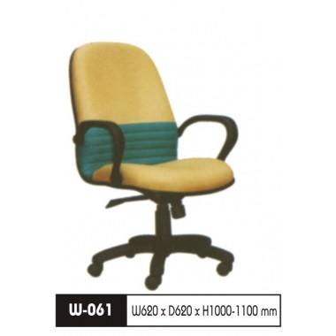 Kursi Staff/Manager Wiz W061 TC -