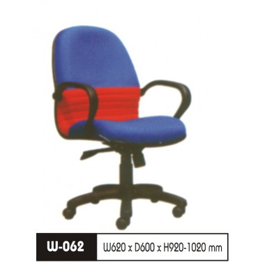 Kursi Staff/Manager Wiz W062 TC -