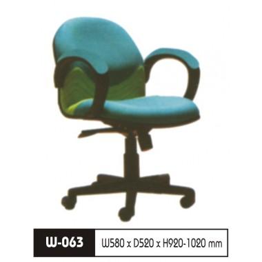 Kursi Staff/Manager Wiz W063 -
