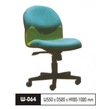 Kursi Staff/Manager Wiz W064 -