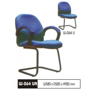 Kursi Visitor Hadap Wiz W064 UA -