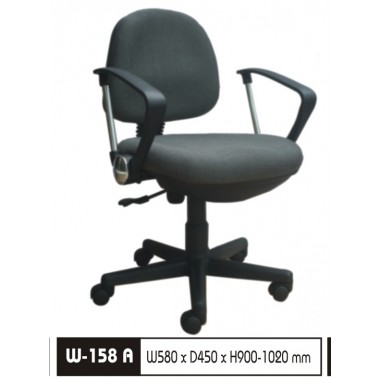 Kursi Staff/Manager Wiz W160 A -