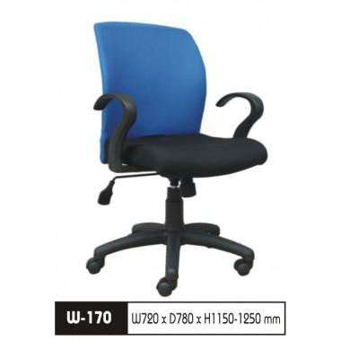 Kursi Staff/Manager Wiz W170 N L -