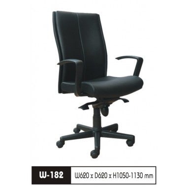 Kursi Staff/Manager Wiz W191 -