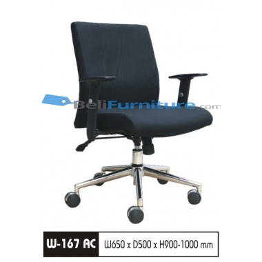 Kursi Staff/Manager Wiz W173 AC -