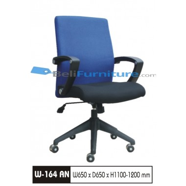 Kursi Staff/Manager Wiz W168 AN -