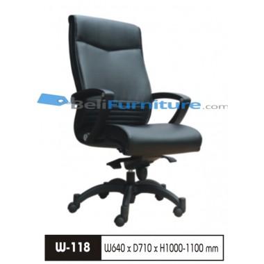Kursi Staff/Manager Wiz W118 HDT F -