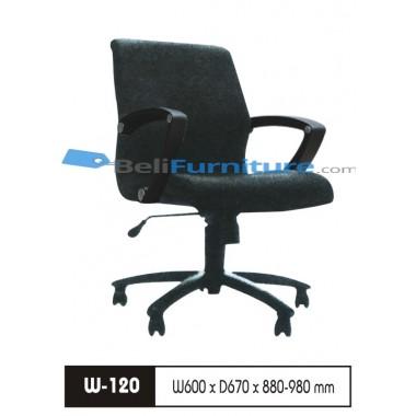 Kursi Staff/Manager Wiz W120 TC F -