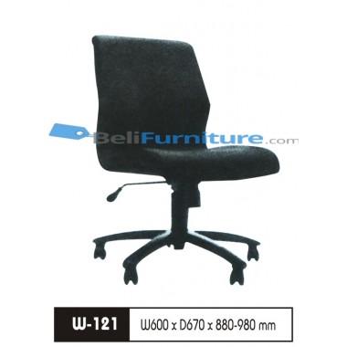 Kursi Staff/Manager Wiz W121 HDT F -