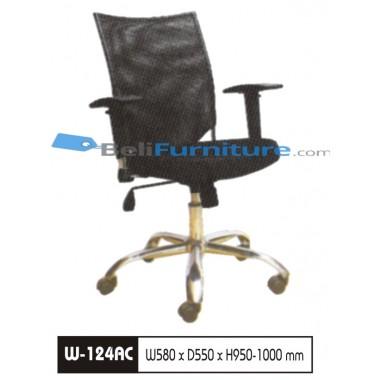Kursi Staff/Manager Wiz W124 AC -