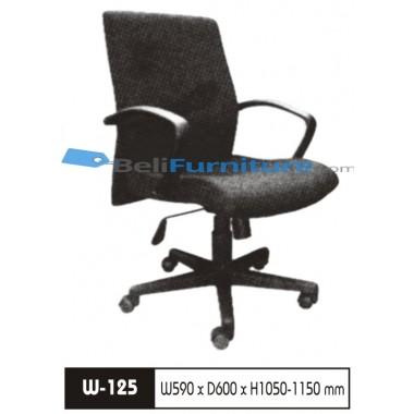 Kursi Staff/Manager Wiz W125 -