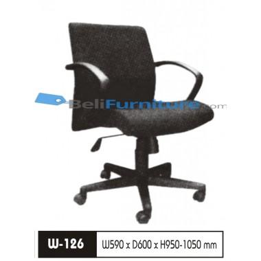 Kursi Staff/Manager Wiz W126 -