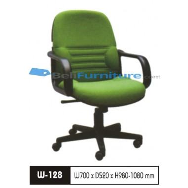 Kursi Staff/Manager Wiz W128 -