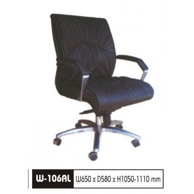 Kursi Staff/Manager Wiz W106 AL L -