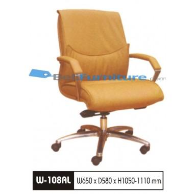 Kursi Staff/Manager Wiz W 108 AL F -