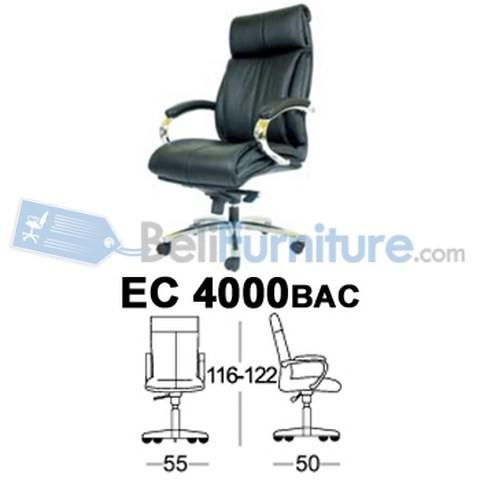 Kursi Staff Manager Chairman EC 4000 BAC