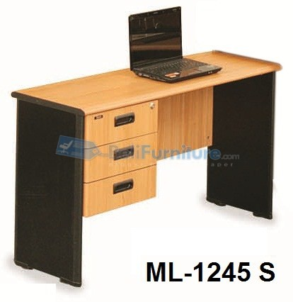 Dino Meja Milano ML 1245S Murah Bergaransi Dan Lengkap