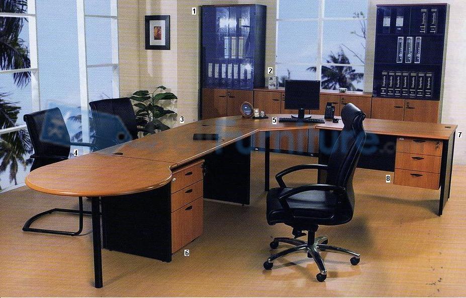 , Meja Kantor Modera Murah Berkualitas