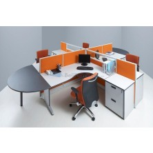 Modera Configuration Empat Staff(series - 5)