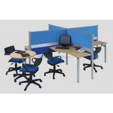 Modera Configuration Empat Staff (series - 1)