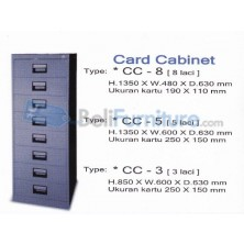 Filing Cabinet Alba CC-5