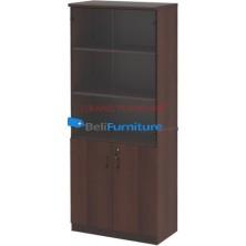Grand Furniture DC 807 H (kabinet Tinggi Tanpa Pintu Kaca)