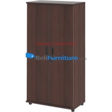 Grand Furniture DC HB 6 (kabinet 4 Rak + Pintu Kayu Full)