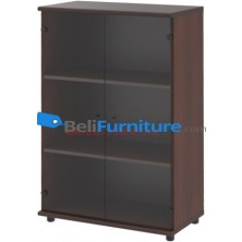 Grand Furniture DC MC 5 (Kabinet Medium Pintu Kaca)